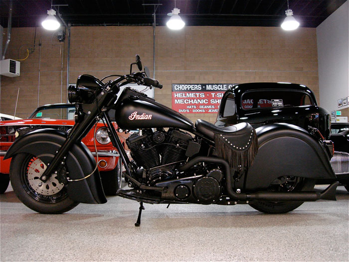 Indian Chief 2001 #8