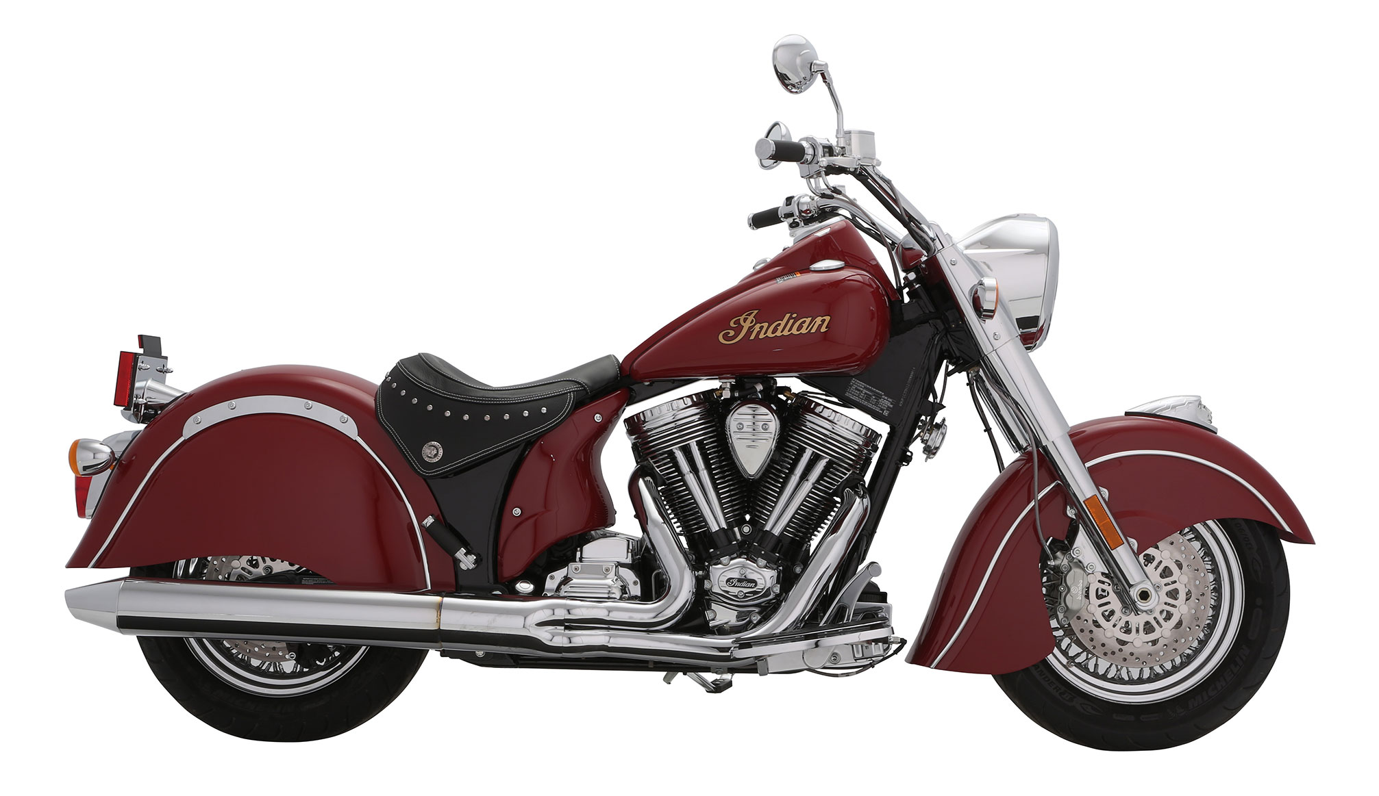 Indian Chief Classic 2013 #1