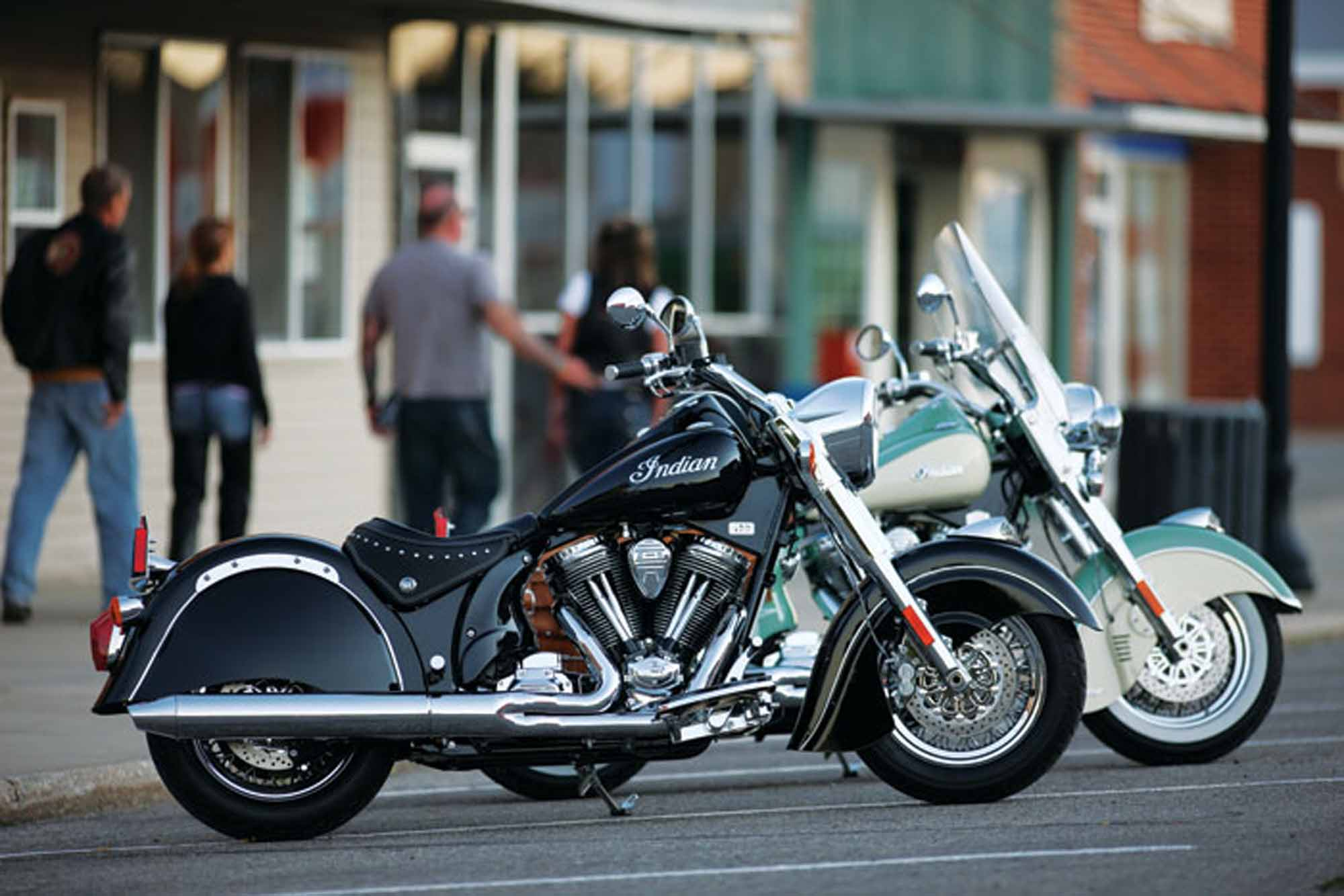 Indian Chief Classic 2013 #9