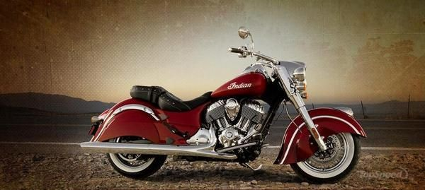 Indian Chief Classic 2013 #13
