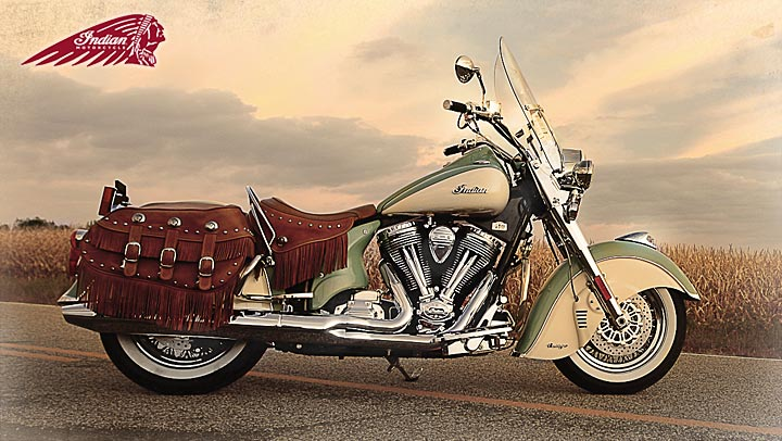 Indian Chief Classic 2013 #14