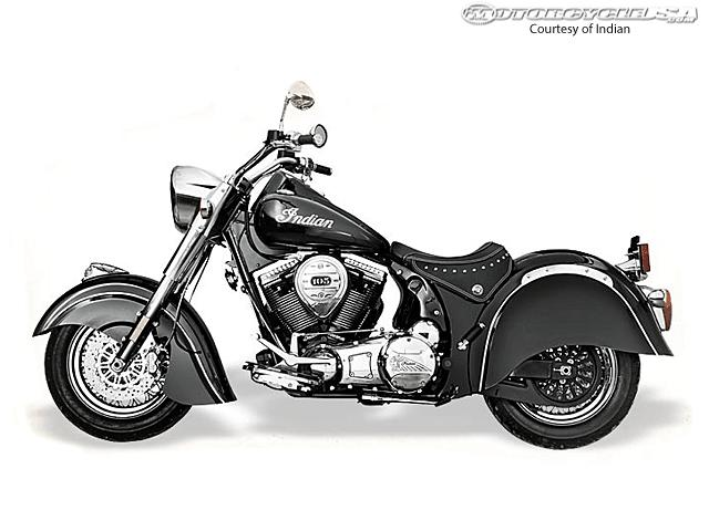 Indian Chief Classic 2013 #4