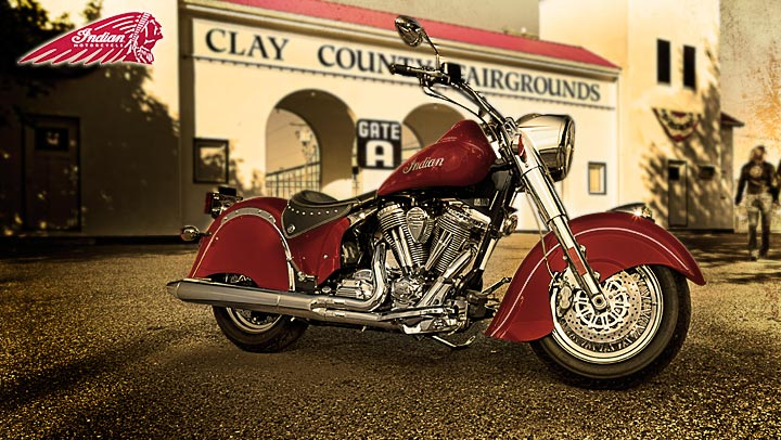 Indian Chief Classic 2013 #6