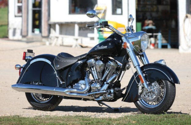 Indian Chief Classic 2013 #7