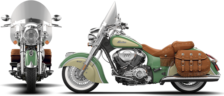 Indian Chief Vintage #12
