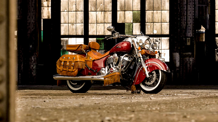 Indian Chief Vintage #2