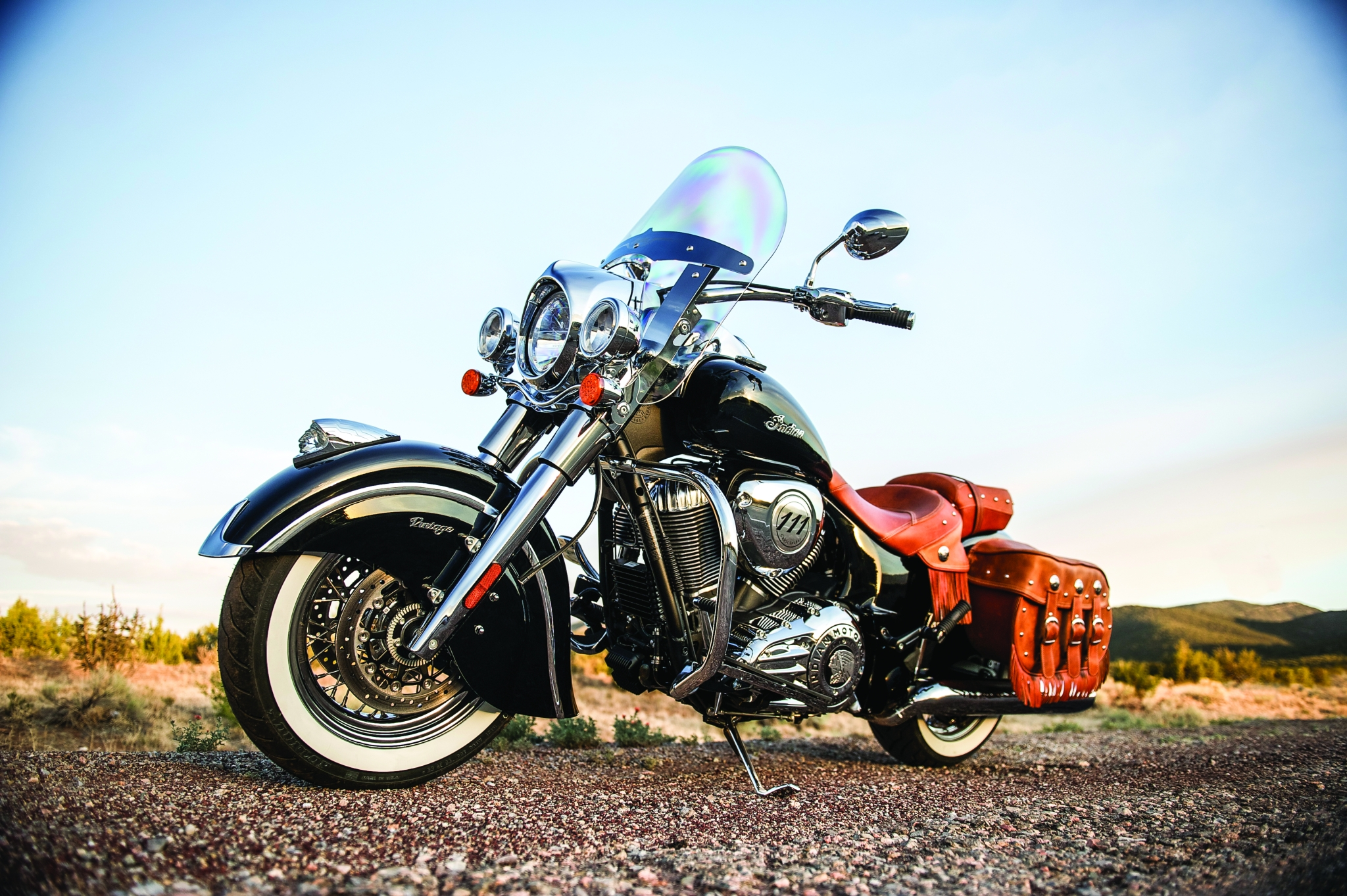 Indian Chief Vintage #9