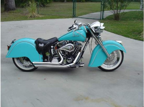 Indian Chief Vintage LE #10