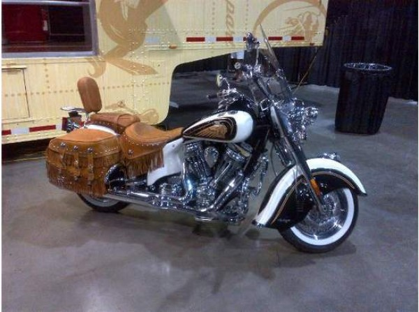 Indian Chief Vintage LE #4