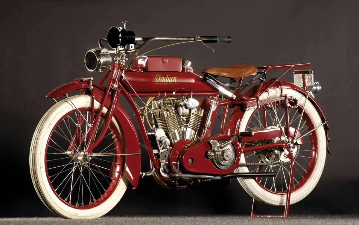 Indian Motorcycles #12