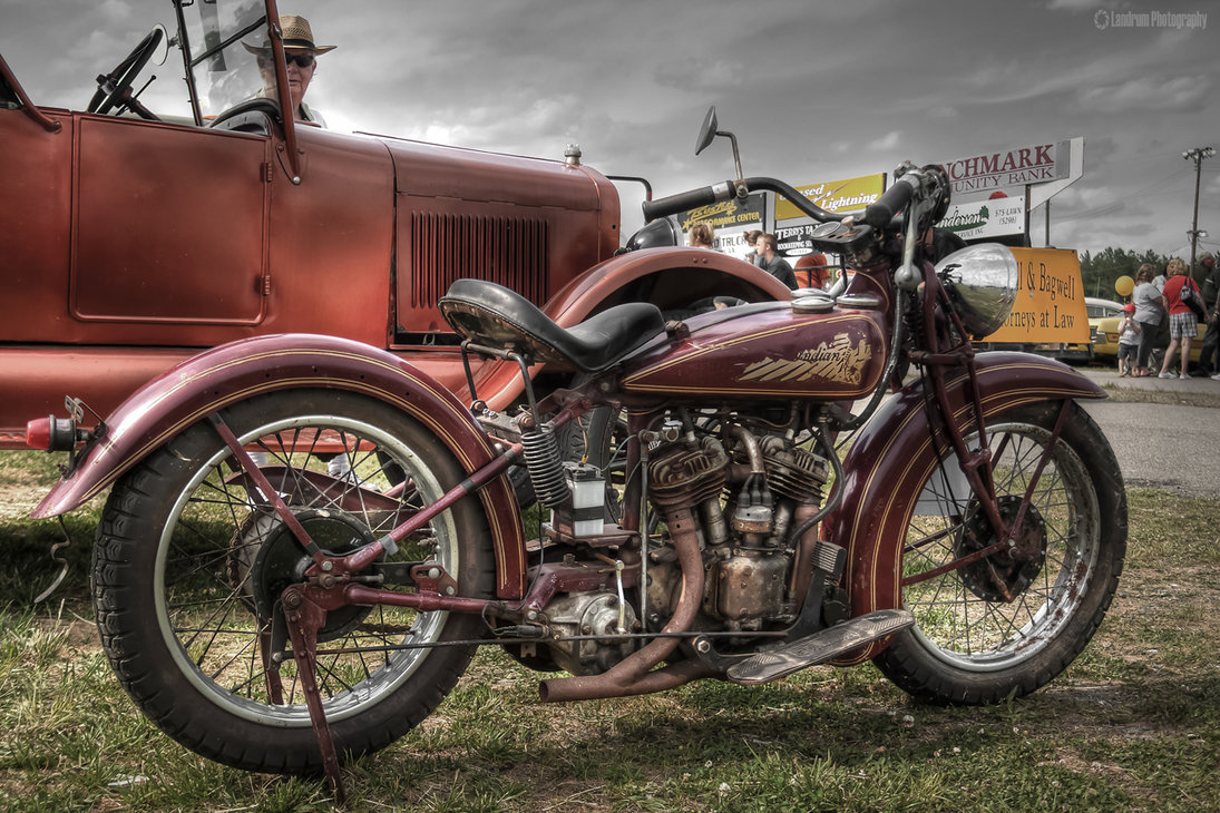 Indian Motorcycles #4