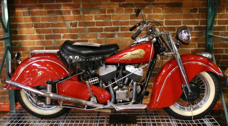 Indian Motorcycles #7