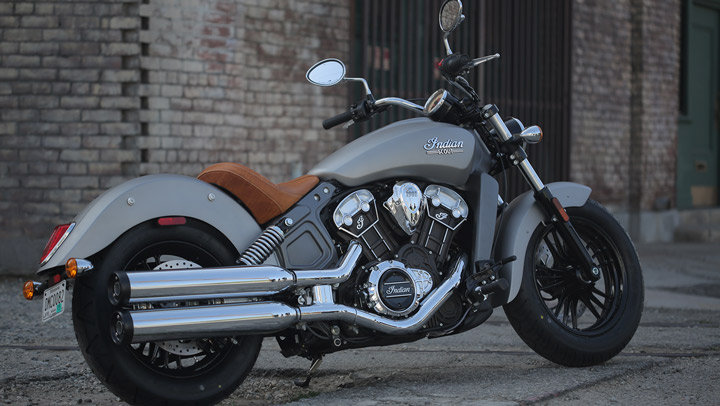 Indian Scout #1