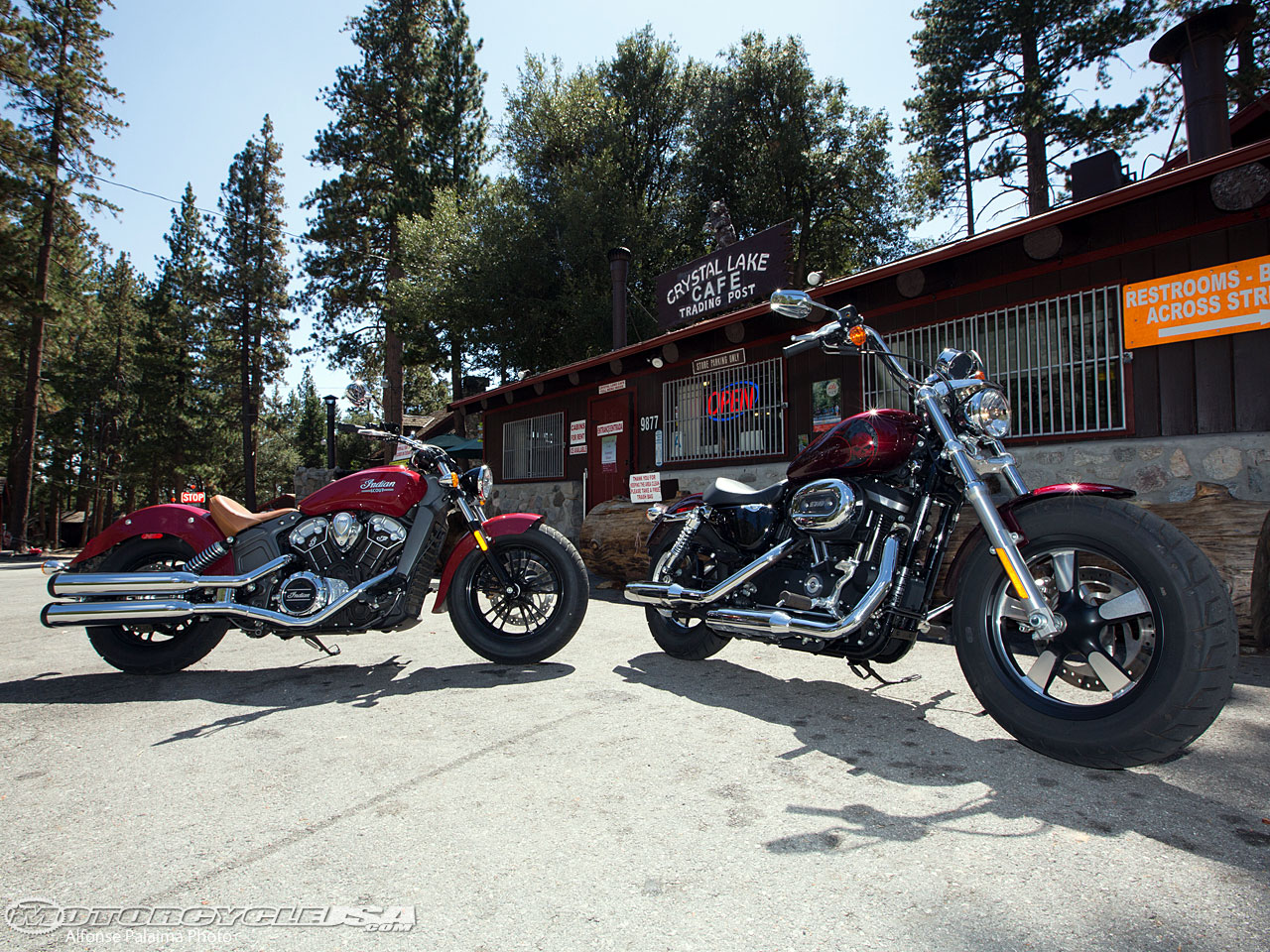Indian Scout #8