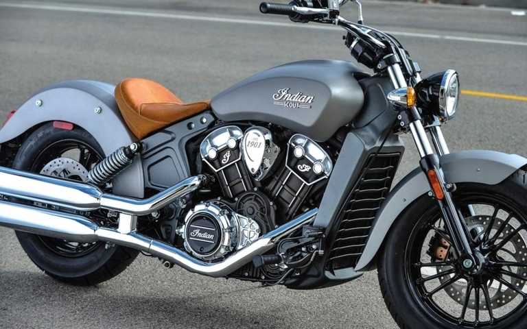 Indian Scout 86 #9