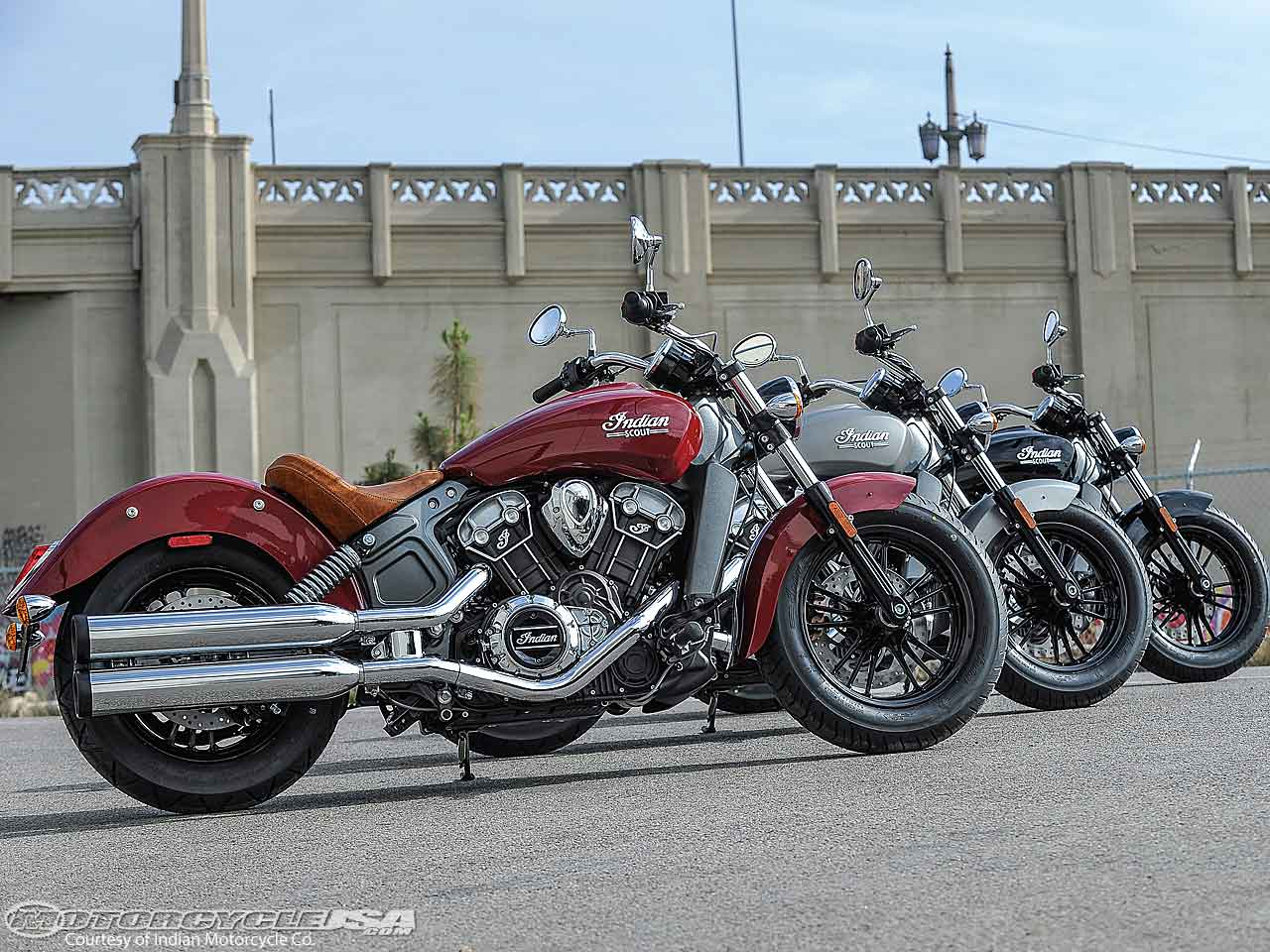 Indian Scout 86: riding the elegance #11