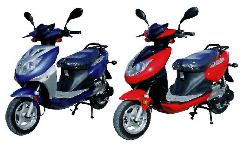 The high performing scooty Innoscooter EM 2500 L #6