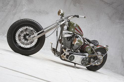 Intrepid Motorcycle #1