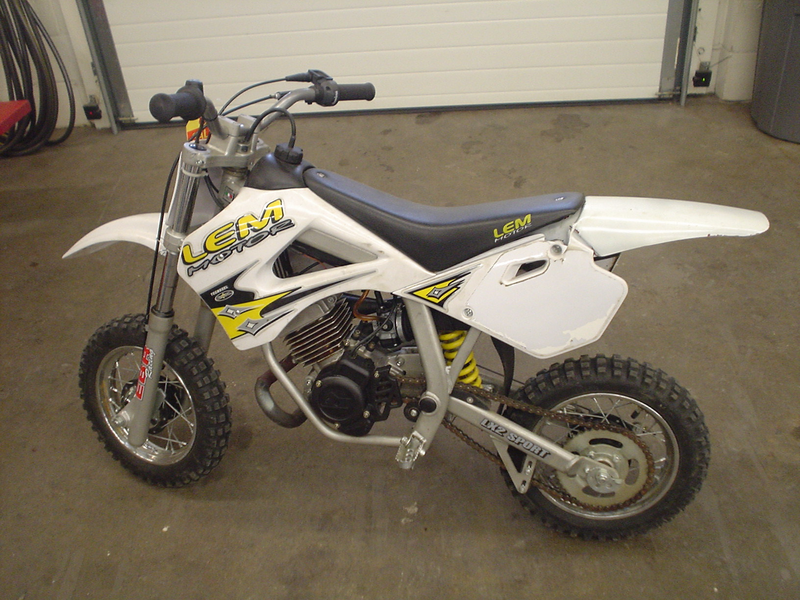 Is Lem LX 2 a Cross or a Minibike? #9