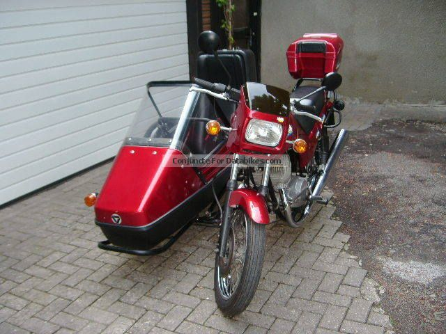 Jawa 350 Type 638.5 (with sidecar) #8