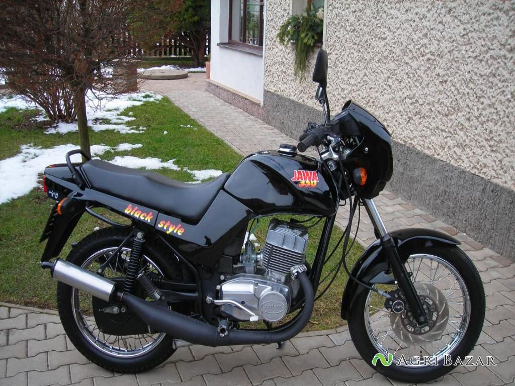 Image result for jawa 350 cc black style