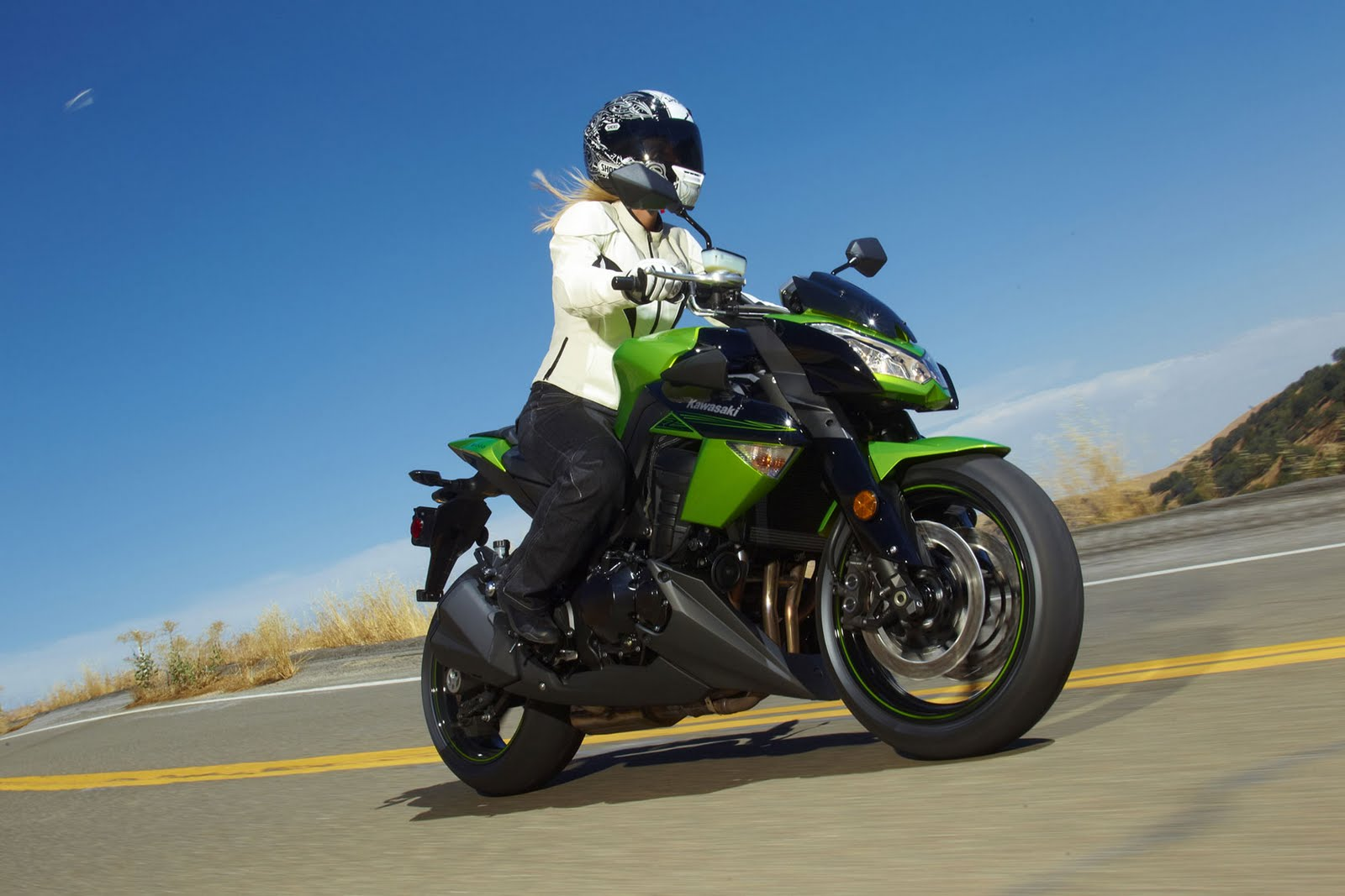 Kawasaki 1400GTR Grand Tourer #13