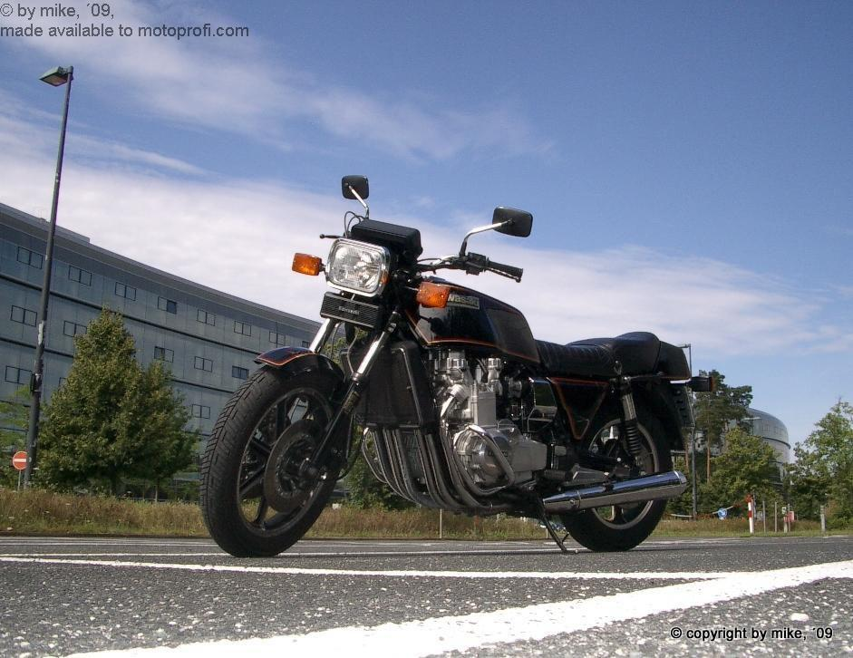 Kawasaki GPZ1100 (reduced effect) 1987 #7