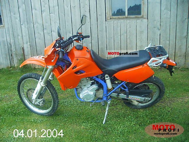 Kawasaki GPZ600R (reduced effect) #11