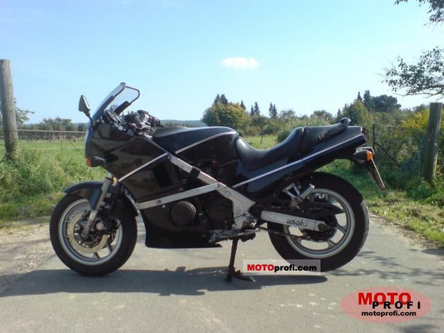 Kawasaki GPZ600R (reduced effect) #5