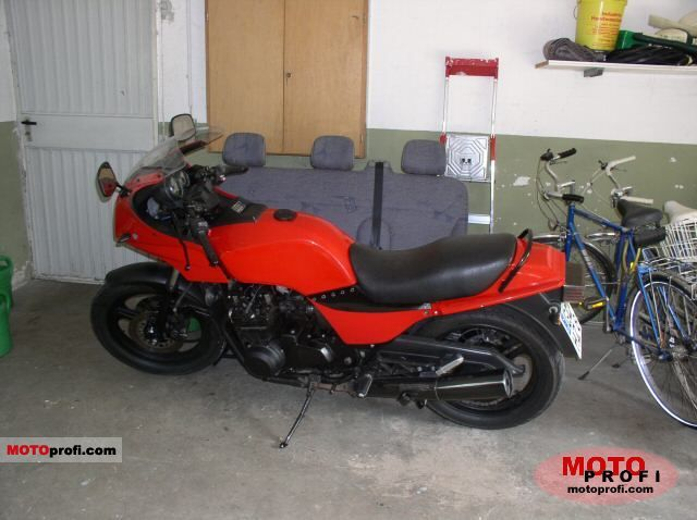 Kawasaki GPZ900R (reduced effect) 1984 #8