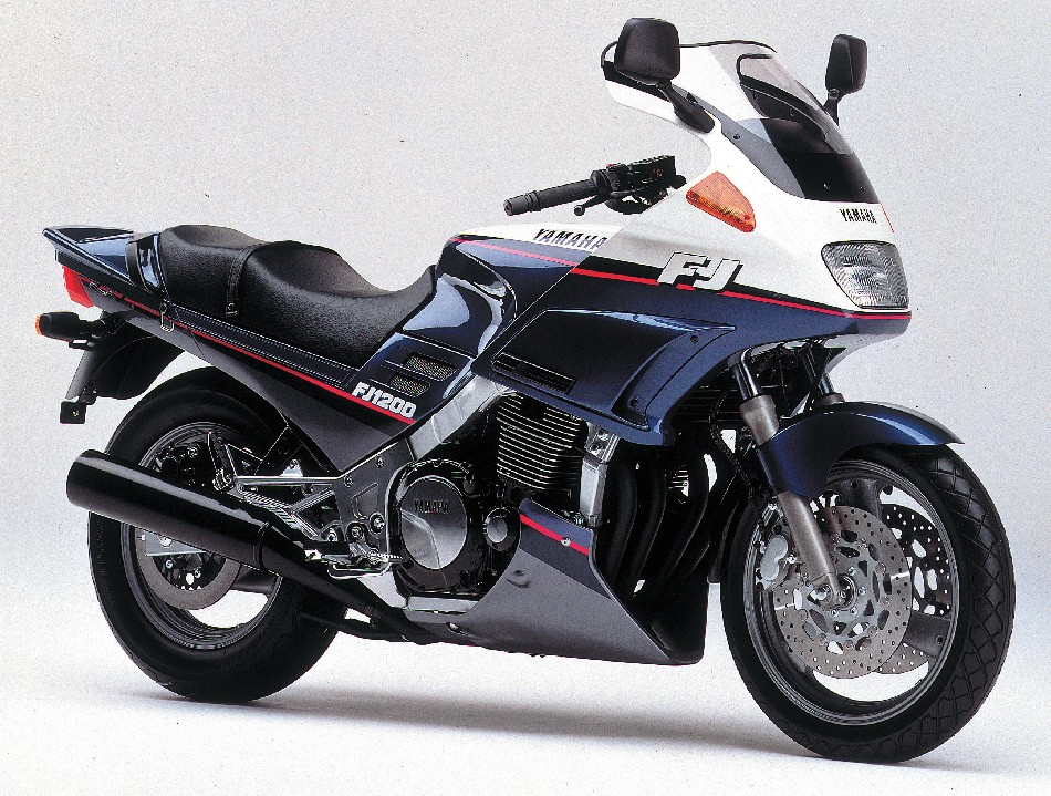 Kawasaki GPZ900R (reduced effect) 1991 #7