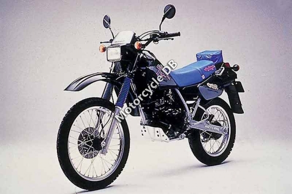 Kawasaki KLR250 (reduced effect) 1989 #3