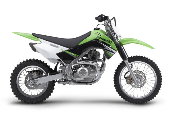 Kawasaki KLX140 Monster Energy #2