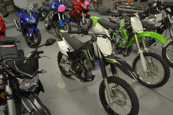 Kawasaki KLX140 Monster Energy #7