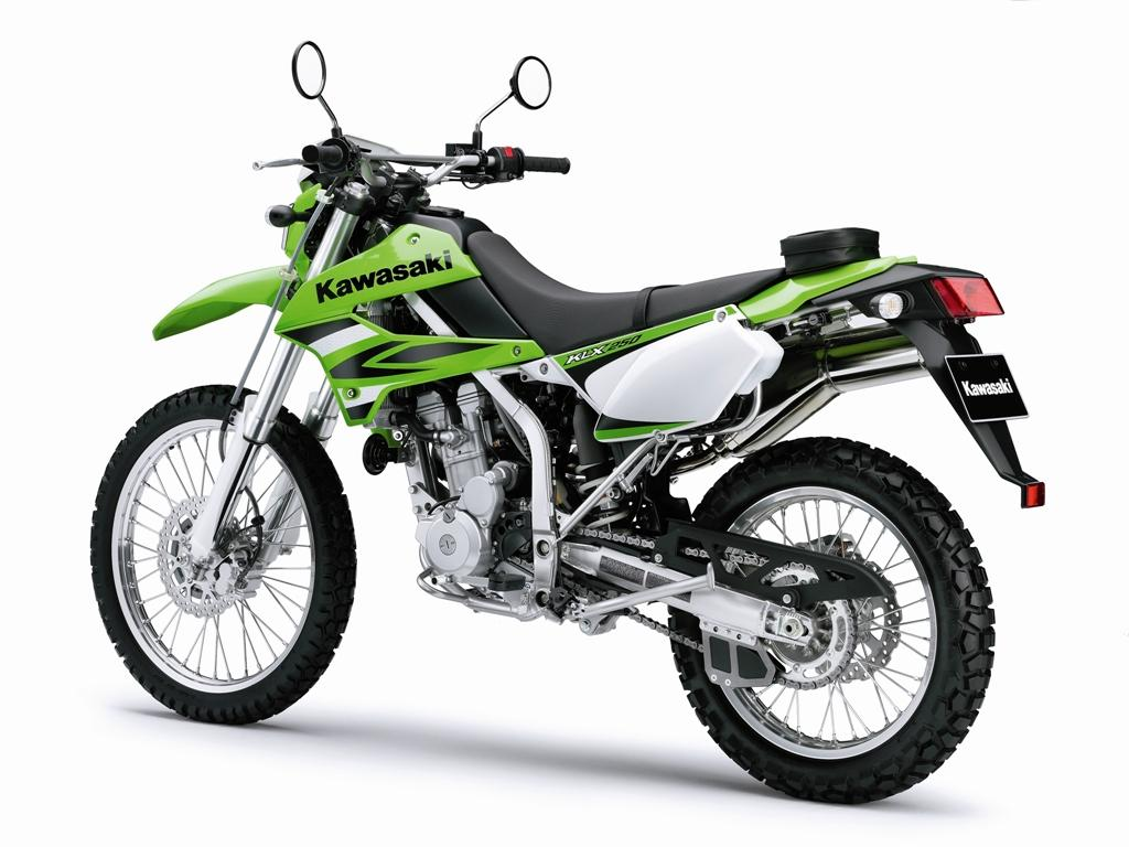 Kawasaki KLX140 Monster Energy #9