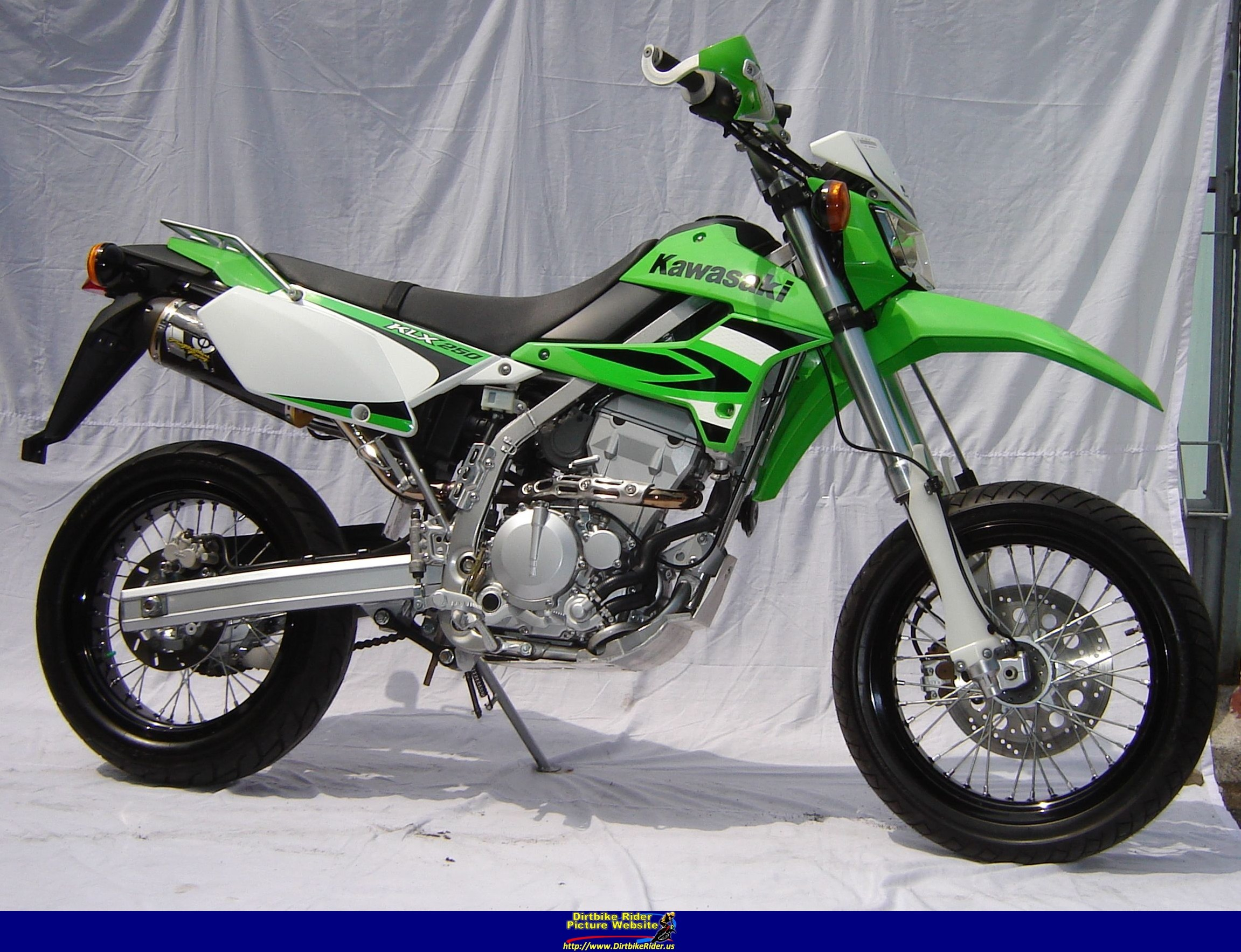 2009 kawasaki klx250s moto zombdrive com. Black Bedroom Furniture Sets. Home Design Ideas