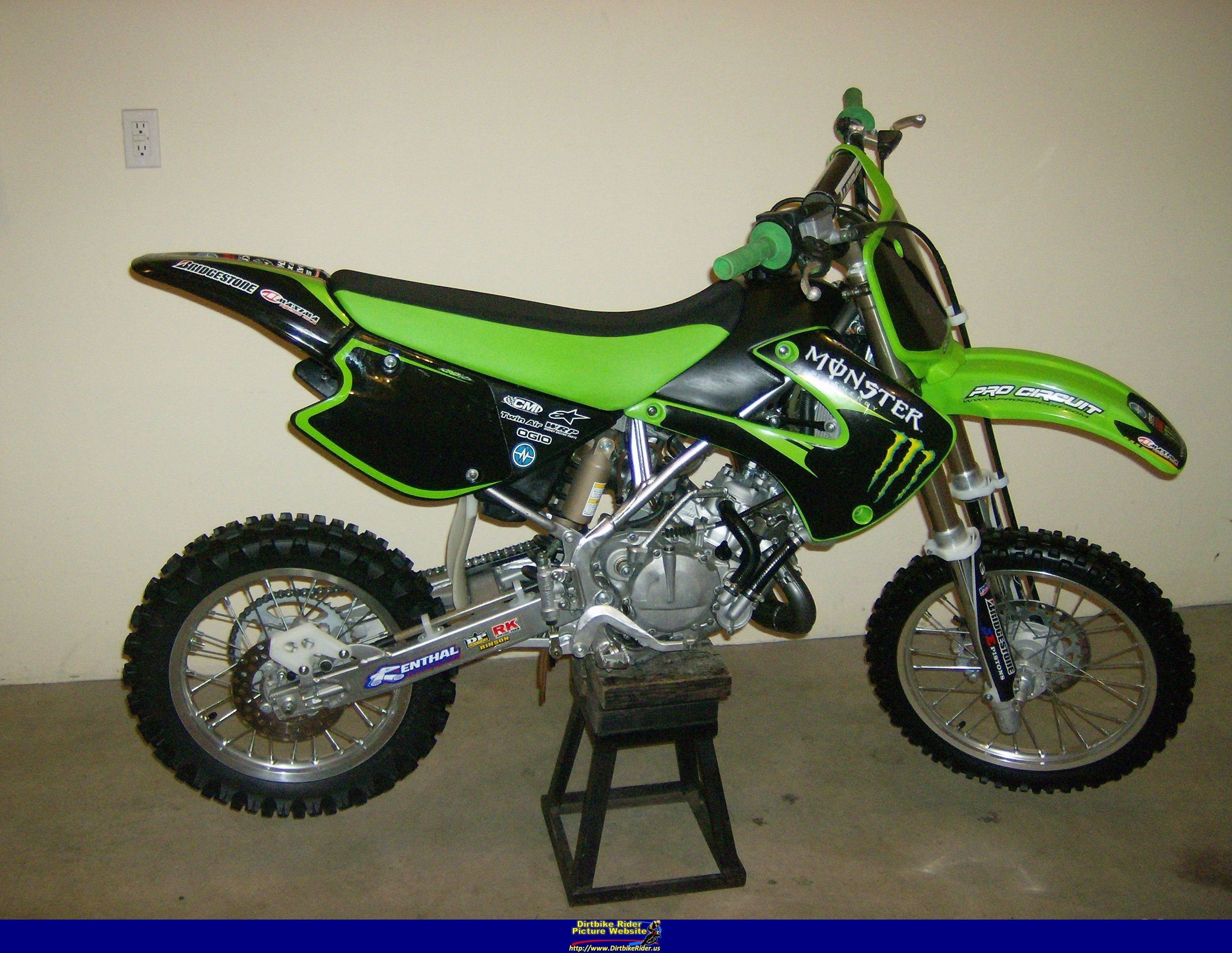 2006 kawasaki kx85 moto zombdrive com. Black Bedroom Furniture Sets. Home Design Ideas