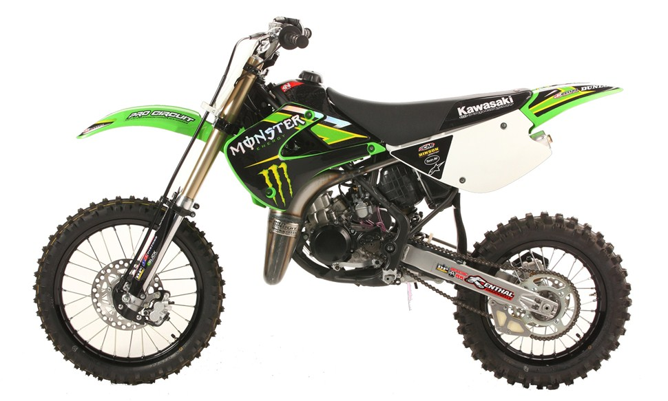 Kawasaki KX85-I Monster Energy #1
