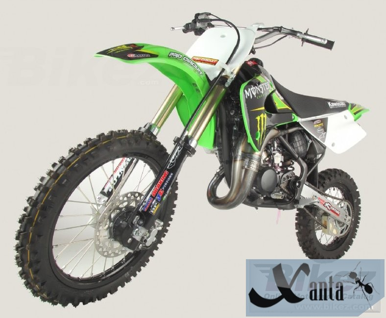 Kawasaki KX85-I Monster Energy #5
