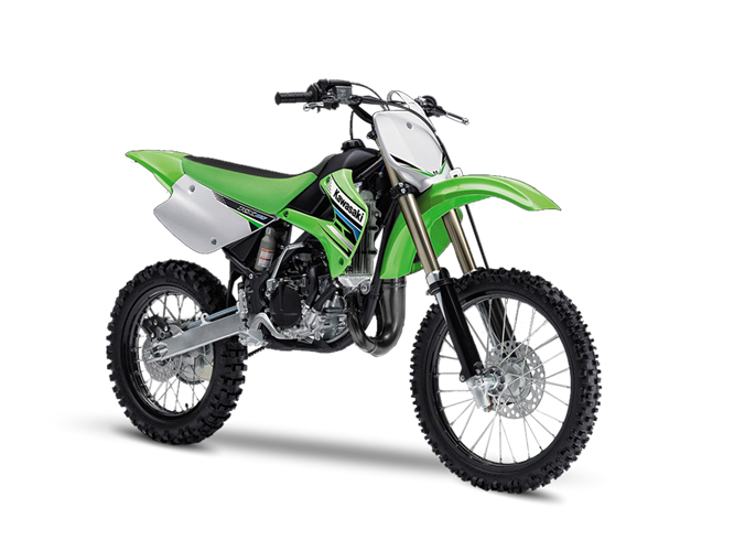 Kawasaki KX85-I Monster Energy #7