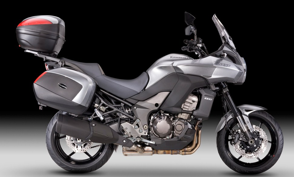 Kawasaki Versys 1000 Grand Tourer 2013 #2