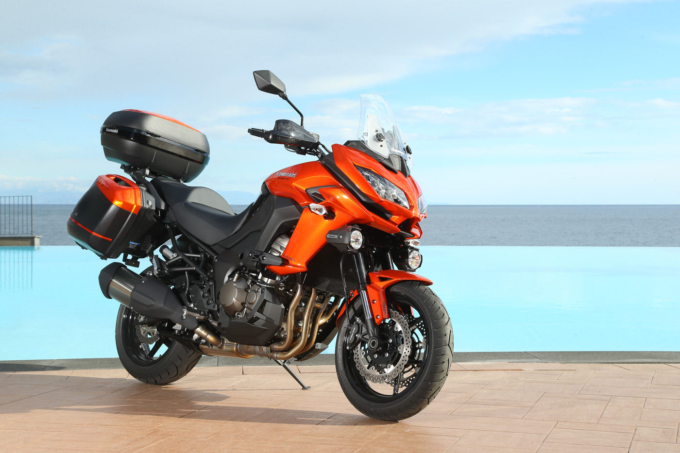Kawasaki Versys 1000 Grand Tourer 2013 #8