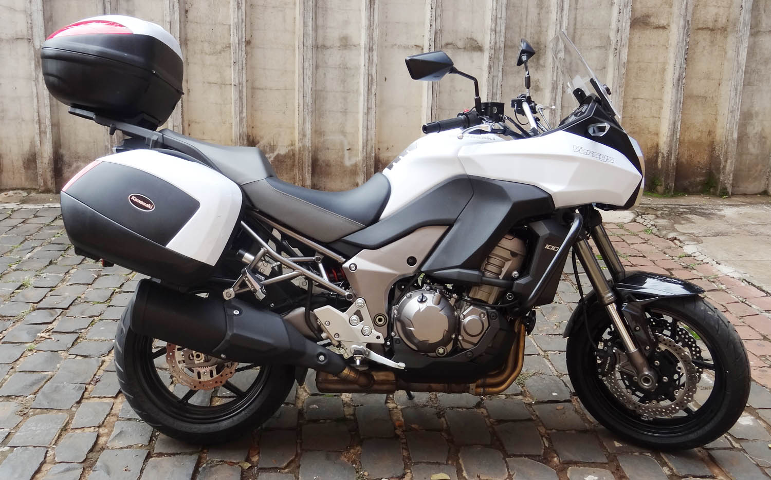 Kawasaki Versys 1000 Grand Tourer 2013 #9