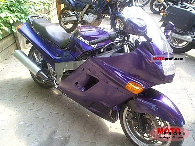 Kawasaki VN-15SE (reduced effect) 1991 #10