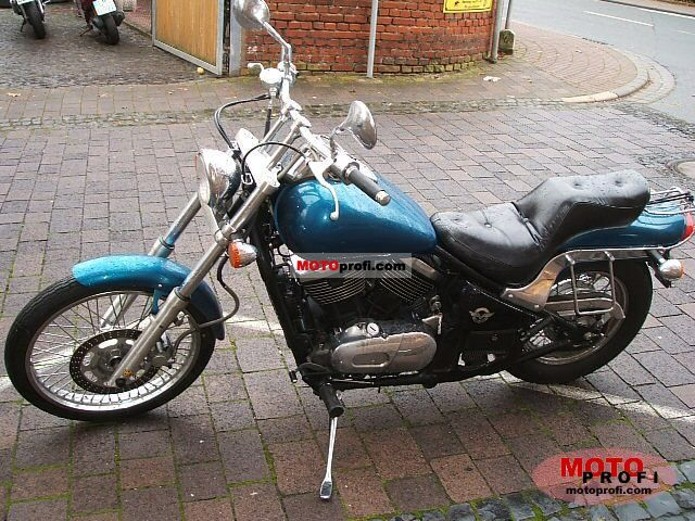 Kawasaki VN-15SE (reduced effect) 1991 #5