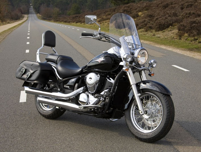 Kawasaki VN1700 Light Tourer 2011 #10