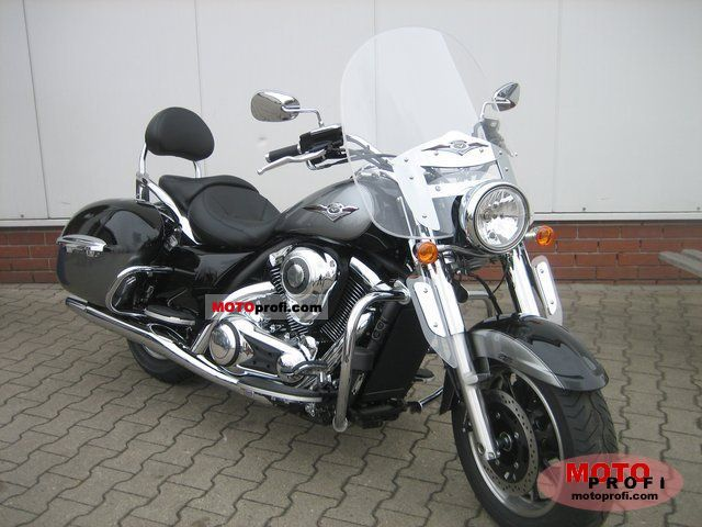 Kawasaki VN1700 Light Tourer 2011 #2