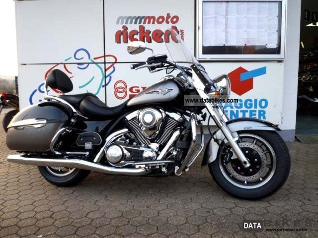 Kawasaki VN1700 Light Tourer 2011 #4