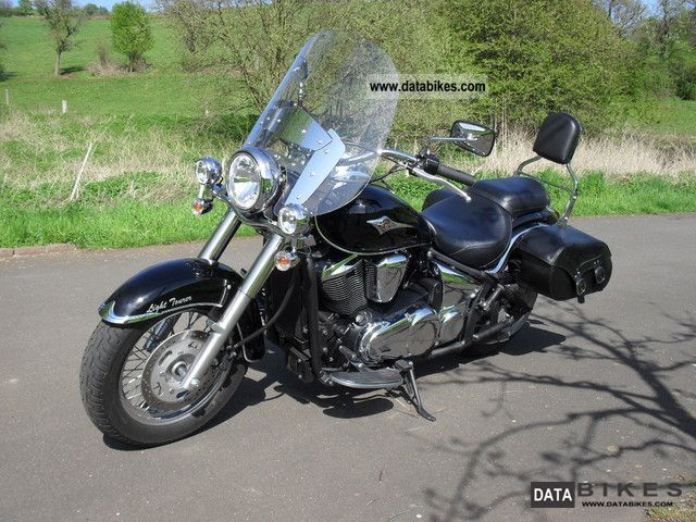 Kawasaki VN1700 Light Tourer 2011 #6