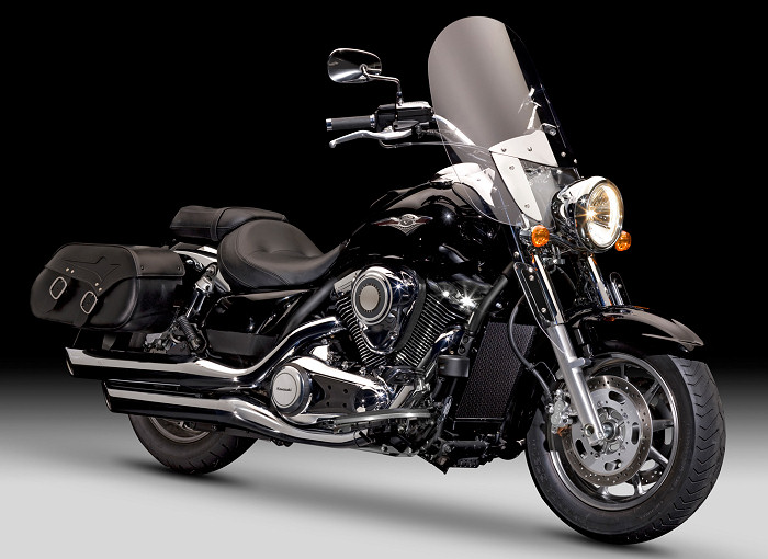 Kawasaki VN1700 Light Tourer 2011 #8